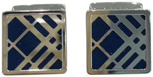 Burberry Colored Resin Square Cufflinks