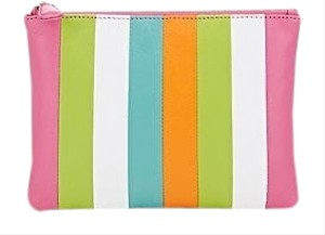 Barneys New York Colorful Small Zip Pouch