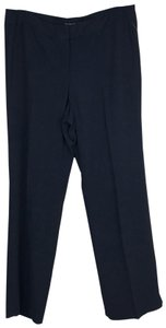 Signature by Larry Levine Trouser Pants navy