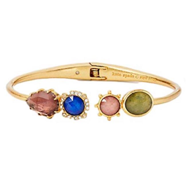 Item - Multi-color Perfectly Imperfect Cuff Bracelet