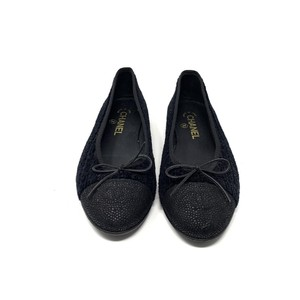 Chanel Ballet Espadrilles Sneakers Gucci Loafers Black Flats