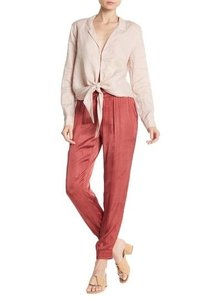 Young Fabulous & Broke Relaxed Pants pink