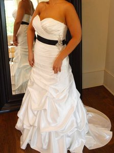 David's Bridal Wg3339 Wedding Dress