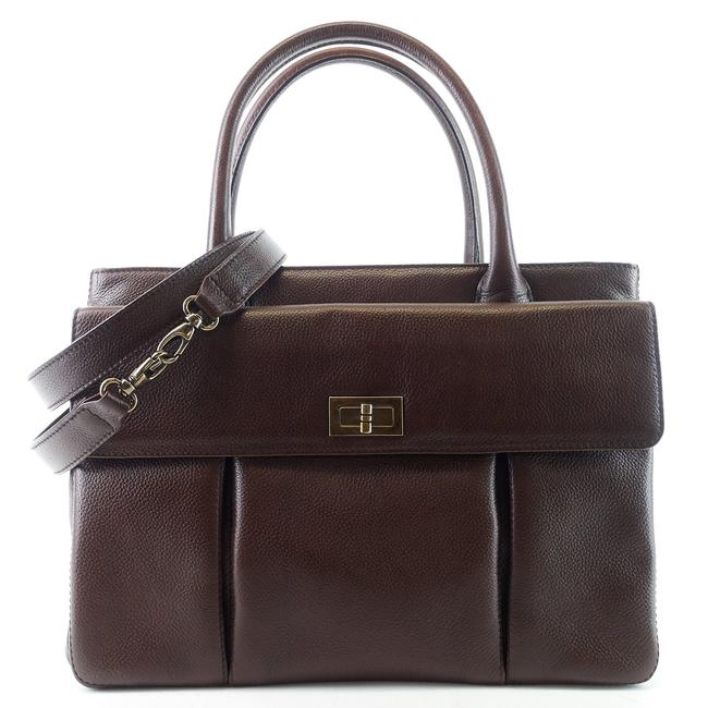 Item - 2.55 Reissue Two Way Caviar Tote Burgundy Leather Clutch