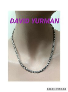 David Yurman Authentic DAVID YURMAN Thick Chain Necklace