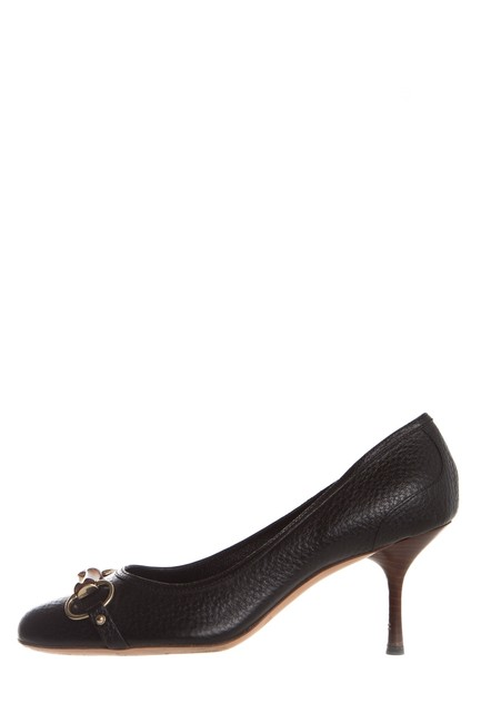 Item - Black Pumps Size US 10 Regular (M, B)