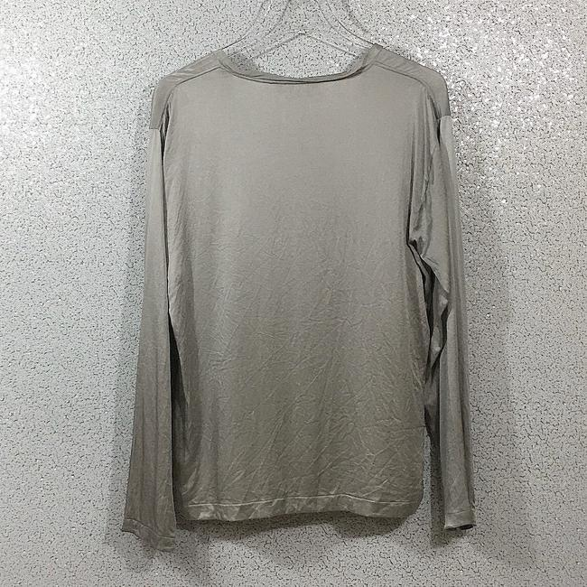 Yves Saint Laurent Top silver Image 1