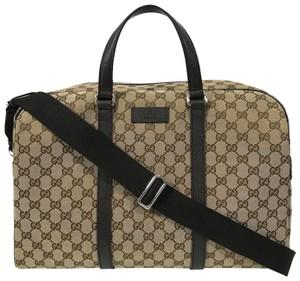 Gucci Duffles Duffle Multicolor Travel Bag