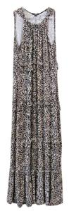 brown Maxi Dress by MSK