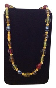 Talbots TALBOTS MULTICOLOR NECKLACE