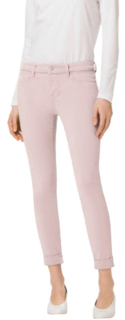 Item - Peach Whip Anja Midrise Cuffed Crop Skinny Jeans Size 8 (M, 29, 30)