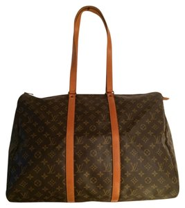 Louis Vuitton Flanerie Flanerie 50 Classic Patina Opulent Habits Tote in monogram