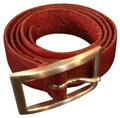 Banana Republic Red Leather Belt
