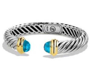 David Yurman David Yurman Topaz Waverly Bracelet