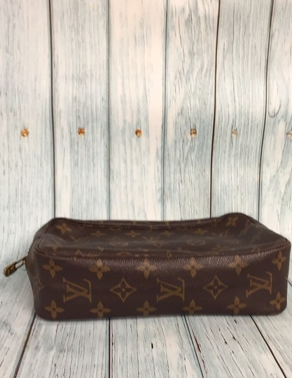 Louis Vuitton Trousse Toilette 23 Brown Clutch Image 2