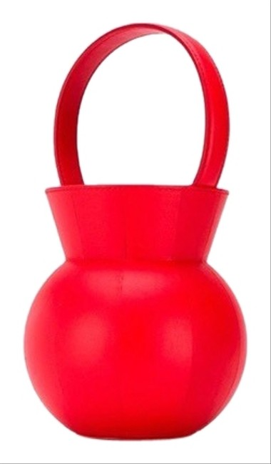 Item - Bucket Bag Keaton - Red Leather Baguette