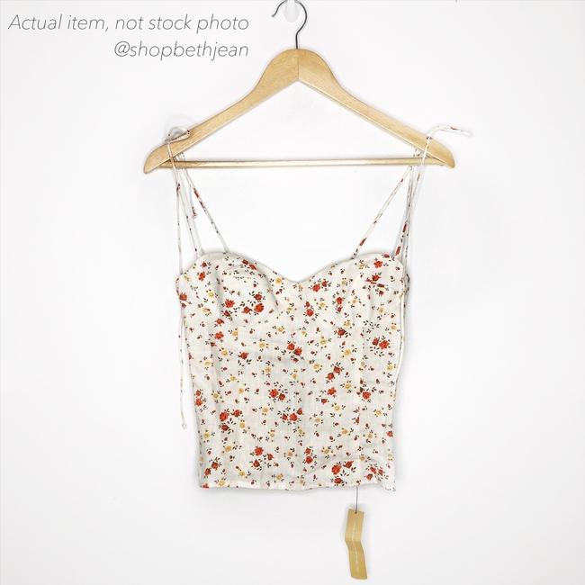 Reformation Top White Image 1