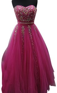 Party Time Formals Prom Homecoming Ballgown Dress