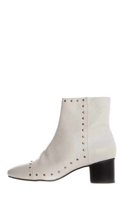 Item - White Boots/Booties Size US 8.5 Regular (M, B)