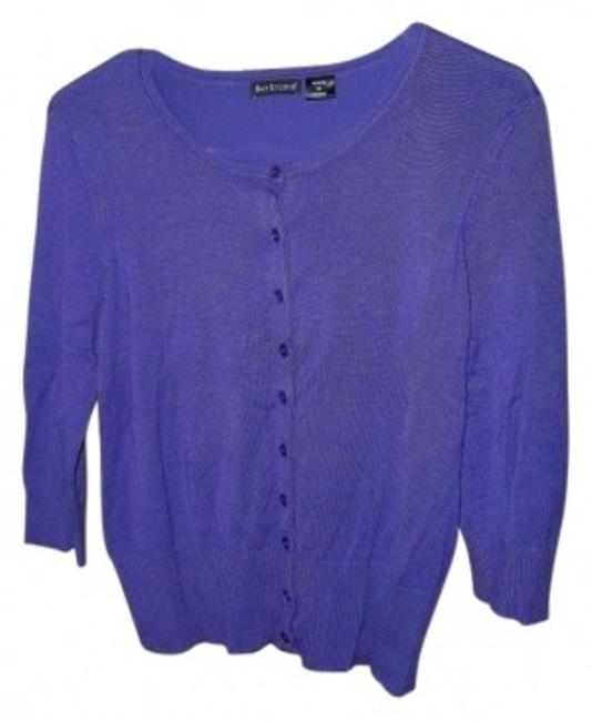 Preload https://item2.tradesy.com/images/bay-studio-purple-light-weight-sweaterpullover-size-12-l-26321-0-0.jpg?width=400&height=650