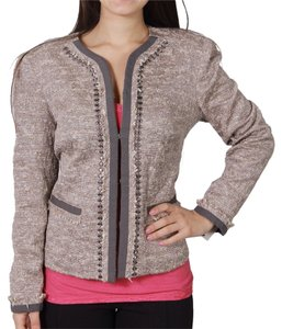 DKNY Brown and silver Blazer
