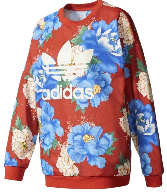 Item - Floral Sweater