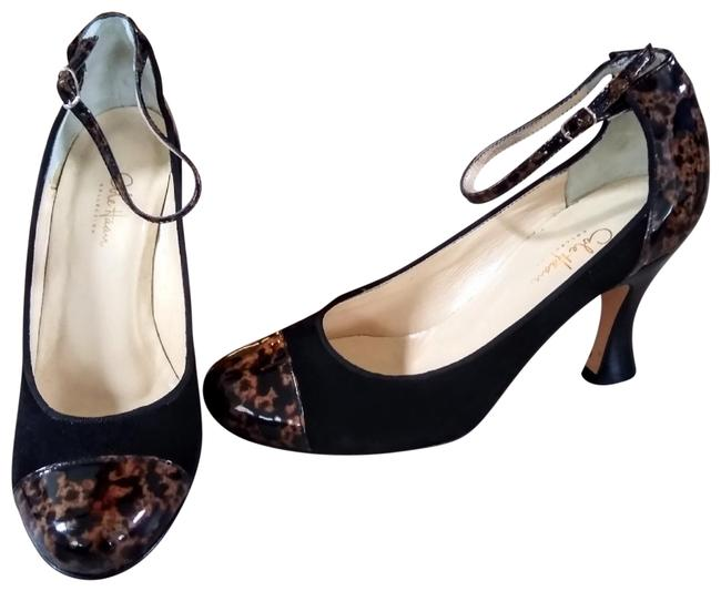 Cole Haan Black & Brown Collection Made In Italy Pumps Size US 6.5 Regular (M, B) Cole Haan Black & Brown Collection Made In Italy Pumps Size US 6.5 Regular (M, B) Image 1