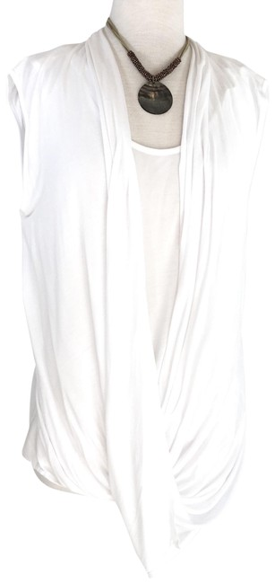 Item - White Astelle Blouse Size 12 (L)