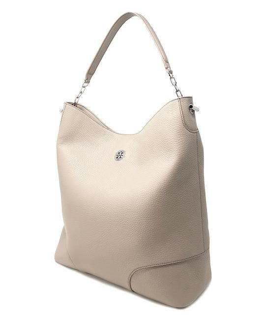 Item - Brody French Gray Leather Hobo Bag