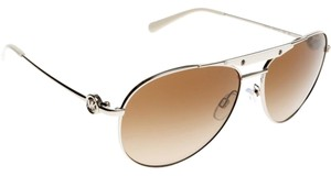 Michael Kors Chic Aviator with White accents and MK house logo