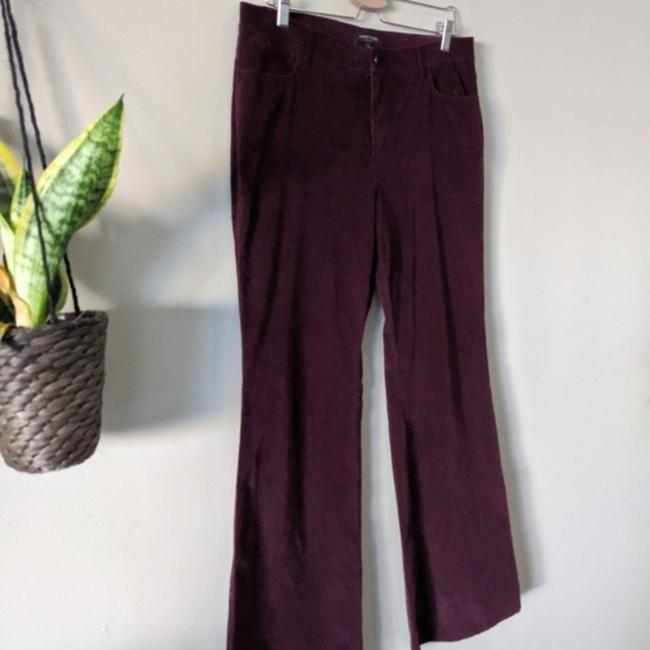 Lafayette 148 New York Flare Pants red Image 2