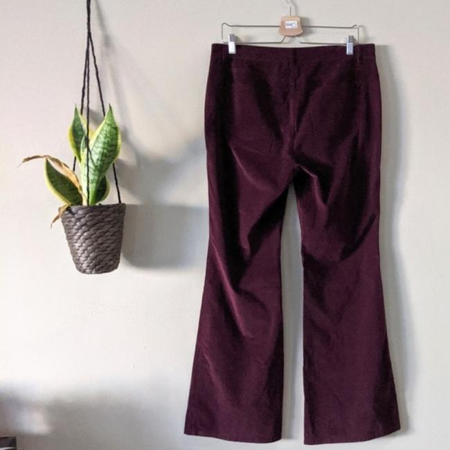 Lafayette 148 New York Flare Pants red Image 5