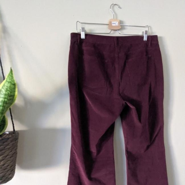 Lafayette 148 New York Flare Pants red Image 6