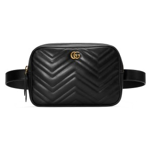 Gucci Black Messenger Bag