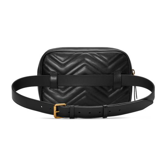 Gucci Black Messenger Bag Image 2