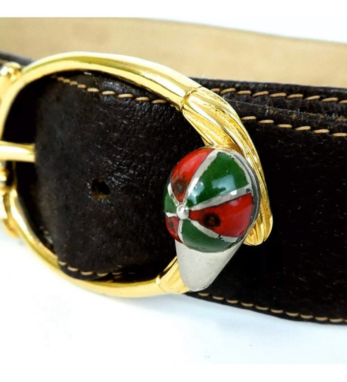 Gucci Gucci cap buckle belt Image 3