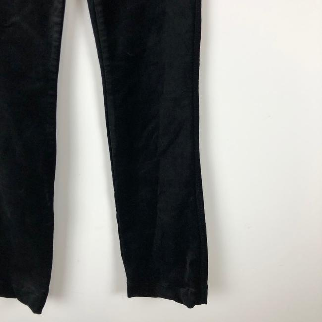7 For All Mankind Trouser Pants black Image 5
