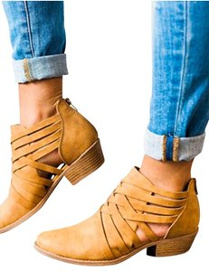 other tan Boots
