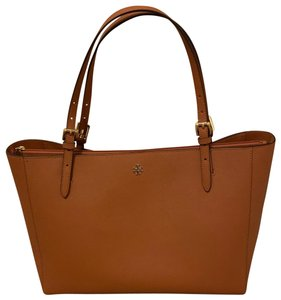 Tory Burch Tote in Luggage Tan