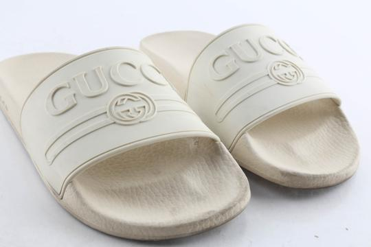 Gucci Off White Sandals Image 10