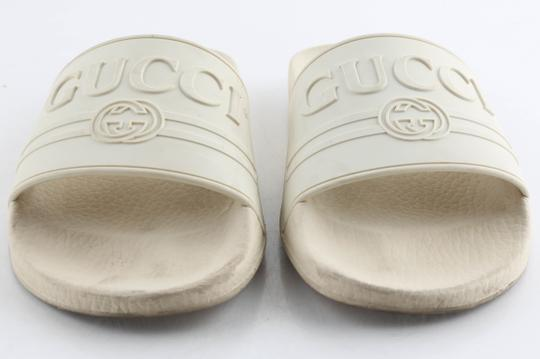 Gucci Off White Sandals Image 2