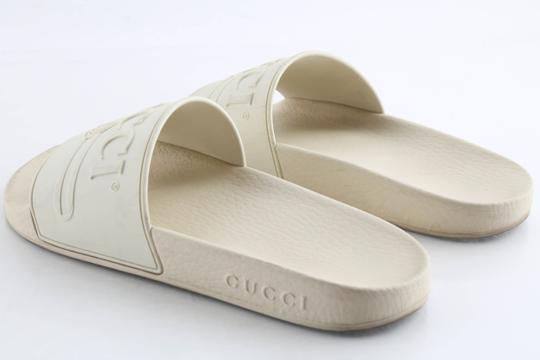 Gucci Off White Sandals Image 4