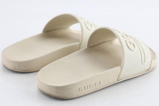 Gucci Off White Sandals Image 6