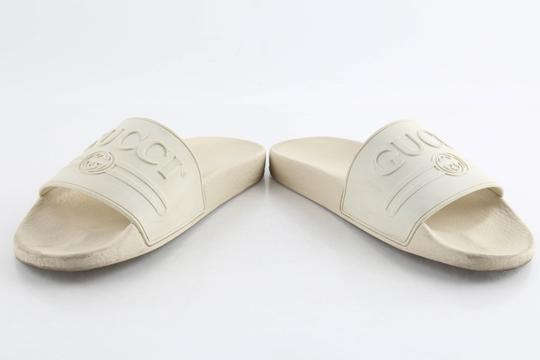 Gucci Off White Sandals Image 7
