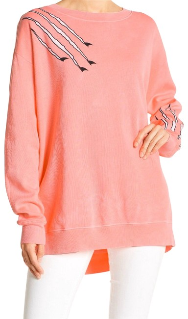 Preload https://img-static.tradesy.com/item/26330915/wildfox-pink-slasher-sweater-sweatshirthoodie-size-4-s-0-3-650-650.jpg
