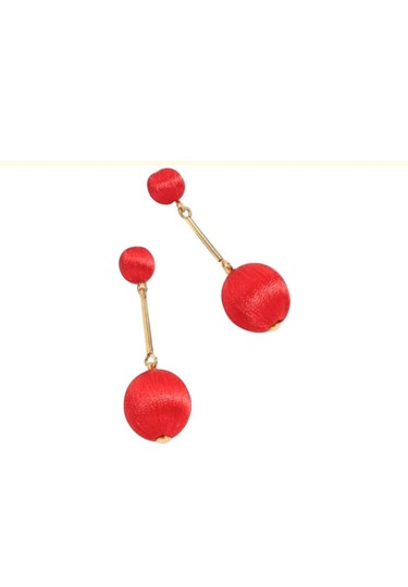 J.Crew j. crew ball drop earring Image 1