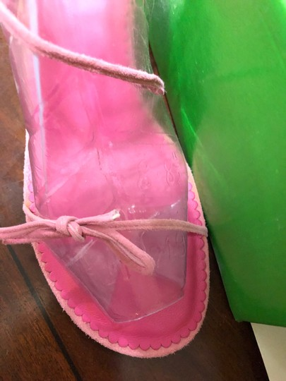 Lilly Pulitzer pink Sandals Image 4