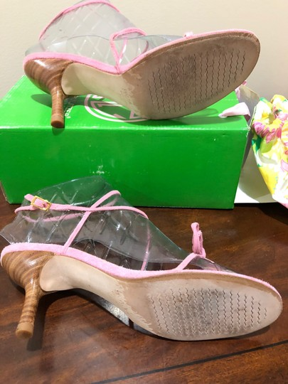 Lilly Pulitzer pink Sandals Image 5