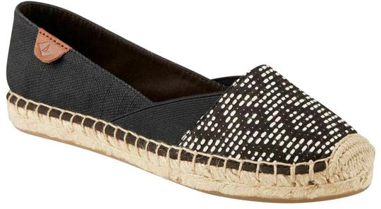 Preload https://img-static.tradesy.com/item/26330991/sperry-black-katama-cape-tribal-espadrille-flats-size-us-95-regular-m-b-0-10-540-540.jpg