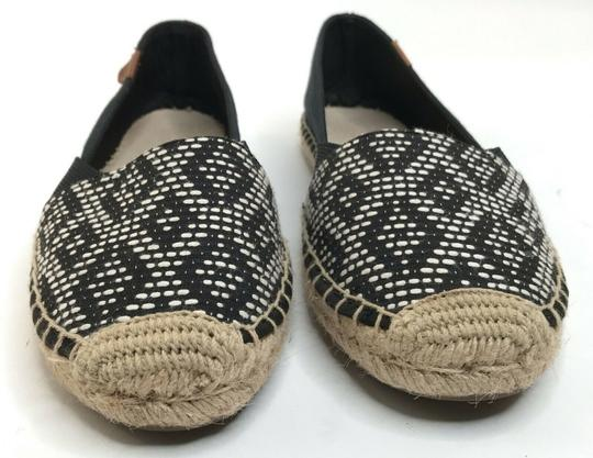 Sperry Top-Sider Comfort Loafer Espadrille Black Flats Image 2